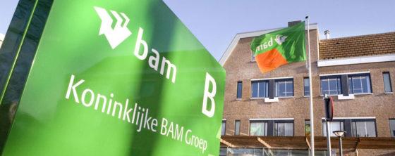 BAM meest heldere onder bouwbedrijven