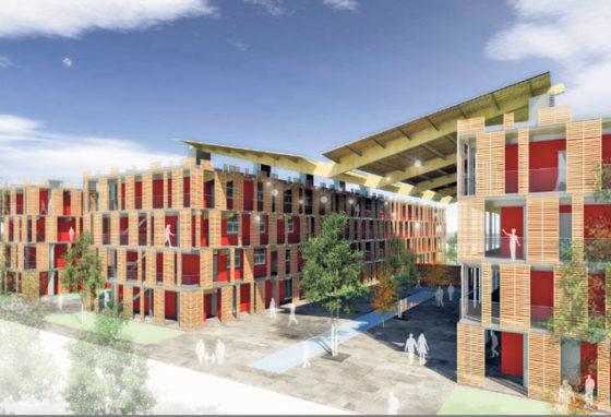 Veel interesse voor nieuwbouw in L'Aquila