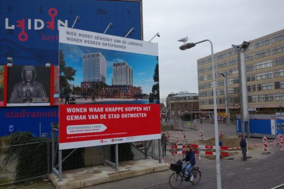 Syntrus Achmea belegt in nieuwe vrije sectorwoningen in Leiden
