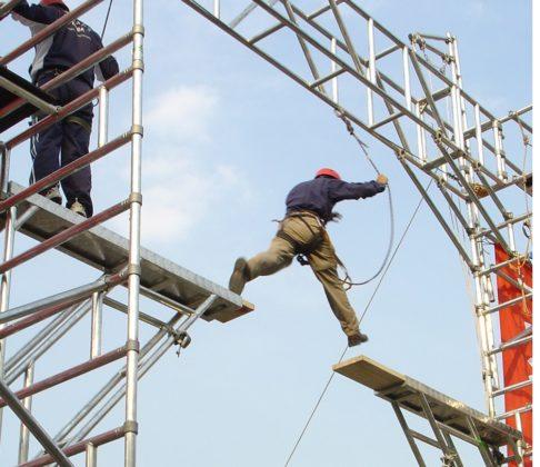 'Bij vakmanschap hoort ook een veilige steiger'