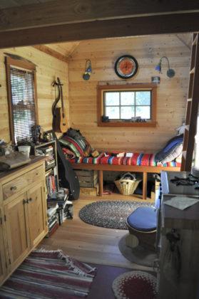 Tiny House: minder woonoppervlakte