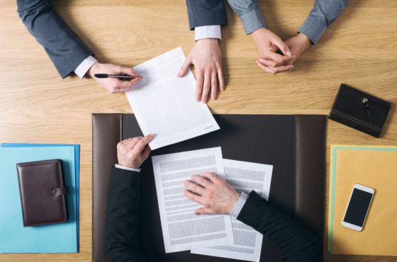 Modelcontract voor groot onderhoud
