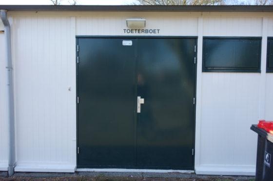 Toeterboet - een heilig huisje?