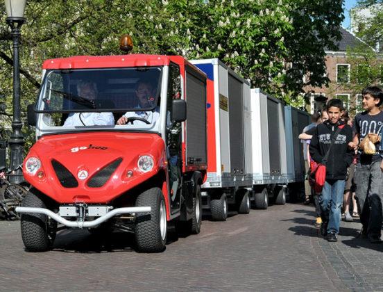 Cargohopper focust op bouwsector