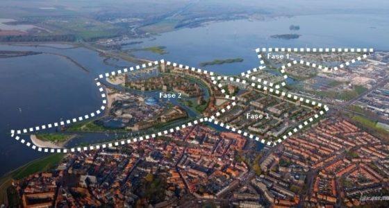 Transformatie haven Harderwijk
