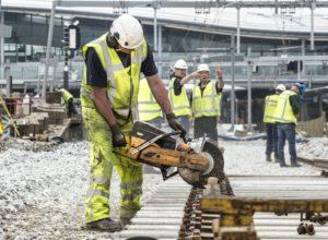 Treinverkeer Utrecht ontregeld door werkzaamheden