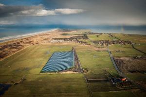Kort: bouw grootste zonnepark Benelux start in oktober