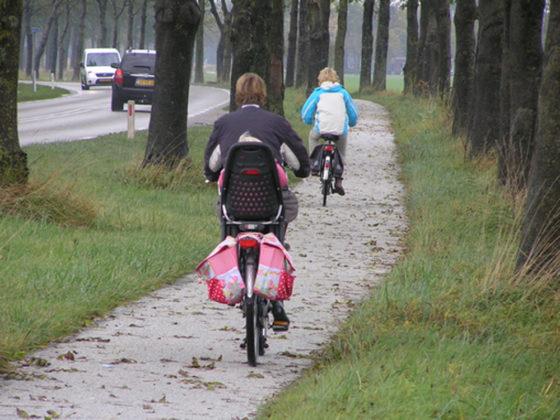 Groningen werkt aan veiliger fietspaden