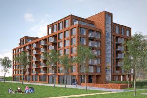 Powerhouse Helperpark: wonen en werken op voormalig trainingsveld FC Groningen