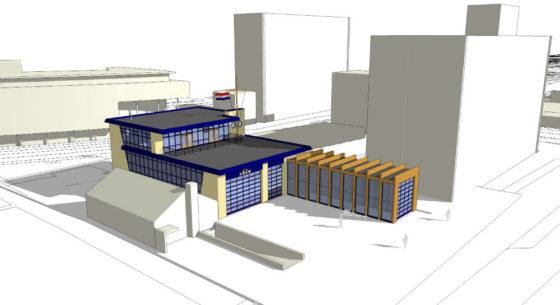 Nieuw reddingstation KNRM Noordwijk aan Zee