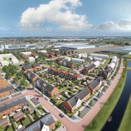 Nieuwbouwlocatie Zevenhuizen-Zuid krijgt steeds meer vorm