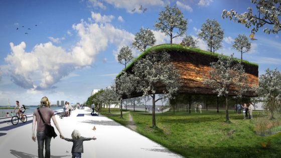 SubZero, eerste paviljoen van Floriade 2022
