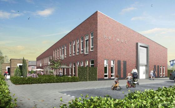 Primus: eerste transformatie in historie van Almere