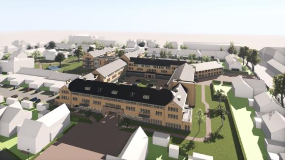 Nieuw leven voor oude Deventer Ziekenhuis