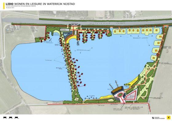 Zandwinlocatie bij Hoogeveen wordt recreatiegebied
