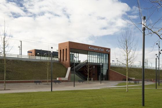 Nieuw winkelcentrum Stationskwartier Kampen