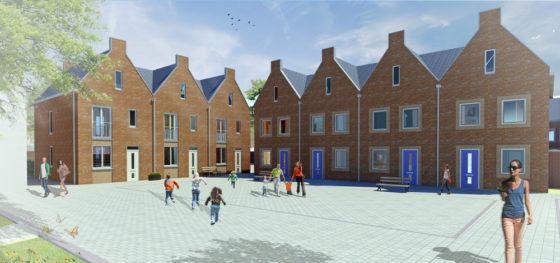 Wonen aan de Leilinden: nieuwbouw in centrum De Lier