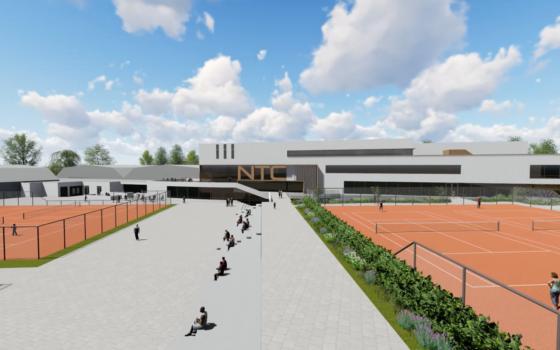 Nationaal Tennis Centrum naar Amstelveen