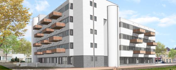 Douanekantoor Roosendaal wordt appartementencomplex