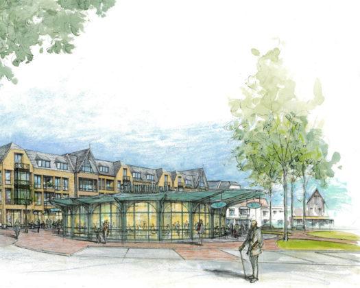 Nieuw centrum voor Bilthoven