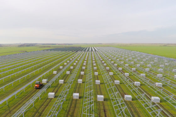Wiebes: 'Landbouwgrond is allerlaatste optie voor aanleg zonneparken'