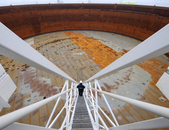 Grootste olieterminal ter wereld