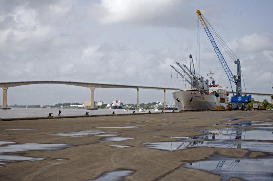 Surinaamse haven kan weer dertig jaar mee