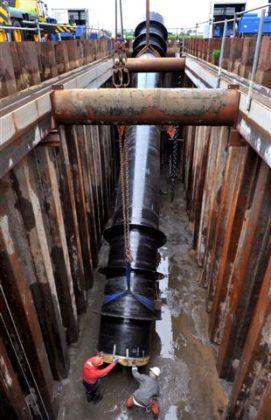 achtergrondEnergie uit waterleiding kan bodembron regenereren