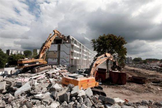 BPD en Mitros willen Utrechtse corporatieflats slopen en dure woningen terugbouwen
