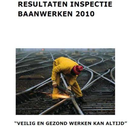 Spoorwerkers vaker ontsnapt aan ongeluk