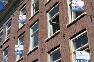 Huizenprijzen blijven maar door stijgen