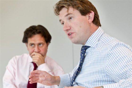 Erik Oostwegel en Frank Heemskerk: Topkennis na een of twee telefoontjes