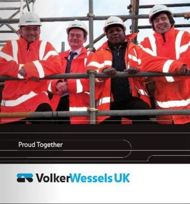 VolkerFitzpatrick bouwt in Stratford