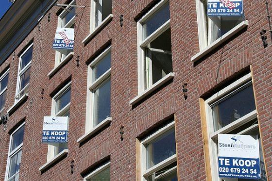 Kabinet komt woningmarkt beetje tegemoet