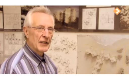 Architect Joop van Stigt overleden