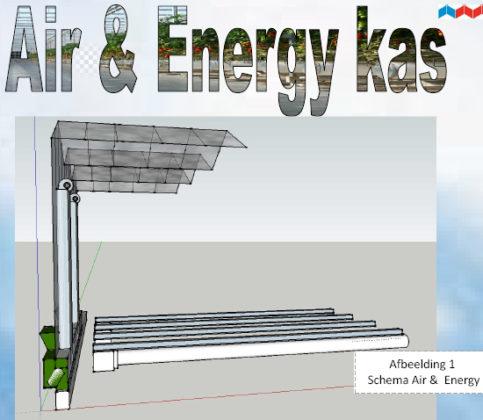 Een derde minder energieverbruik met warmteterugwinning