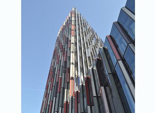 Duits bankgebouw beste hoogbouw van 2011