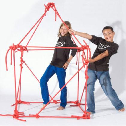 Leren construeren met Stocs