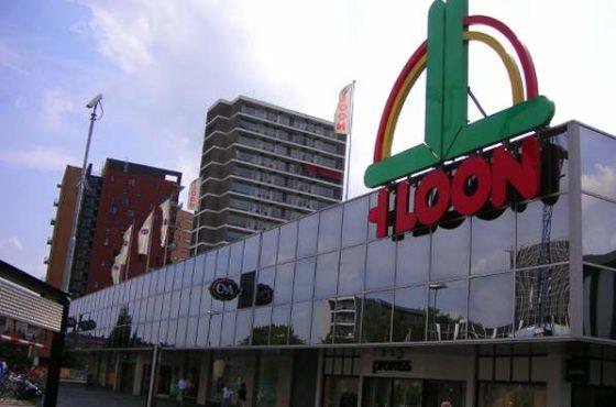 Kolom Heerlen verzwaard door omstorting