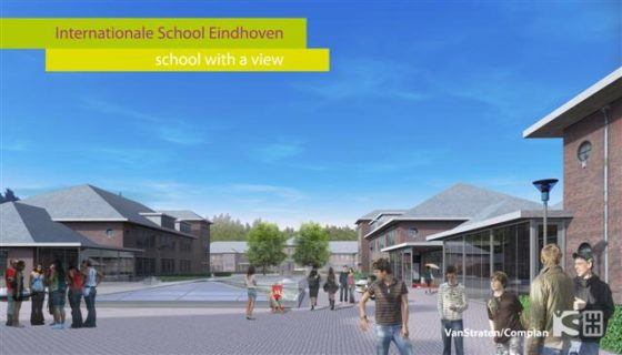 Pps-school Eindhoven rond