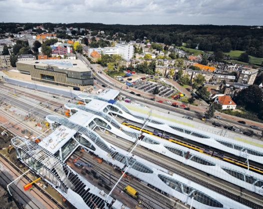 Bouw station Arnhem: geen ruimte voor grijze gebiedjes