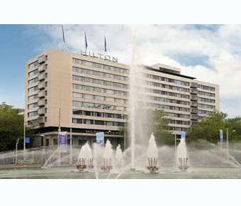 Hilton Rotterdam krijgt opknapbeurt