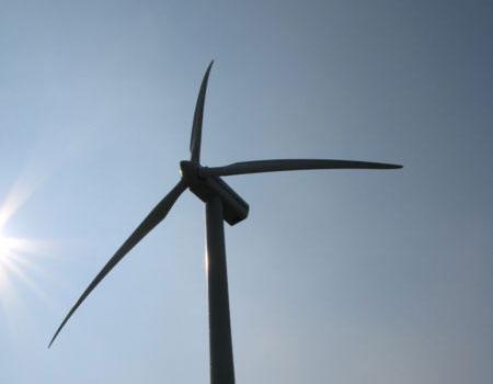 BAM kiest voor gecertificeerde windenergie in de bouwput