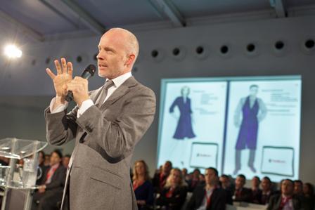 Mart Visser steekt personeel Breijer in het nieuw