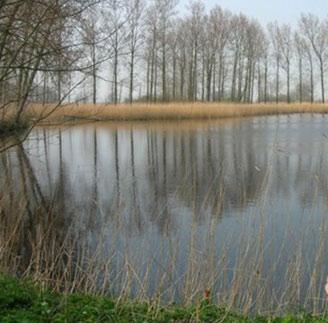 Nederlands-Belgische kreken weer verbonden