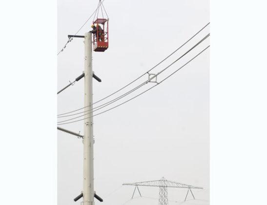 Antennes voor telecom passen ook in top Wintrack-mast