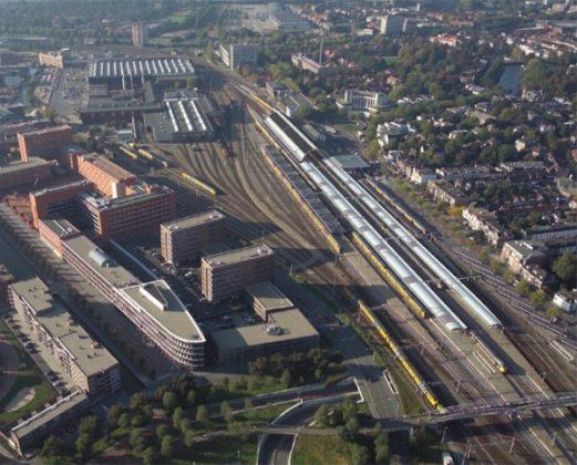 Verbouwing treinstation Zwolle gefaseerd aangepakt