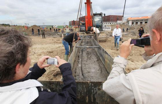 Projectontwikkelaar wil invloed op archeologie