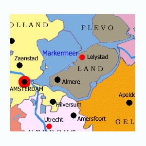 Geld beschikbaar voor ecologie Markermeer en IJmeer