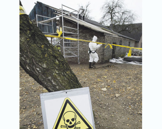 Atsma wil meer grip op asbestketen
